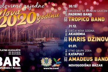 Docek 2020 U Kotoru Festivali Me
